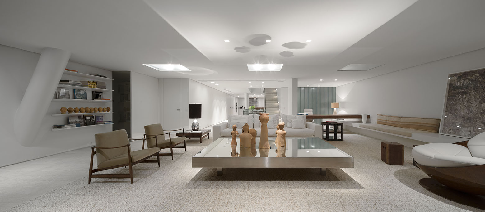 Apartamento Na Urca Studio Arthur Casas ArchDaily Brasil