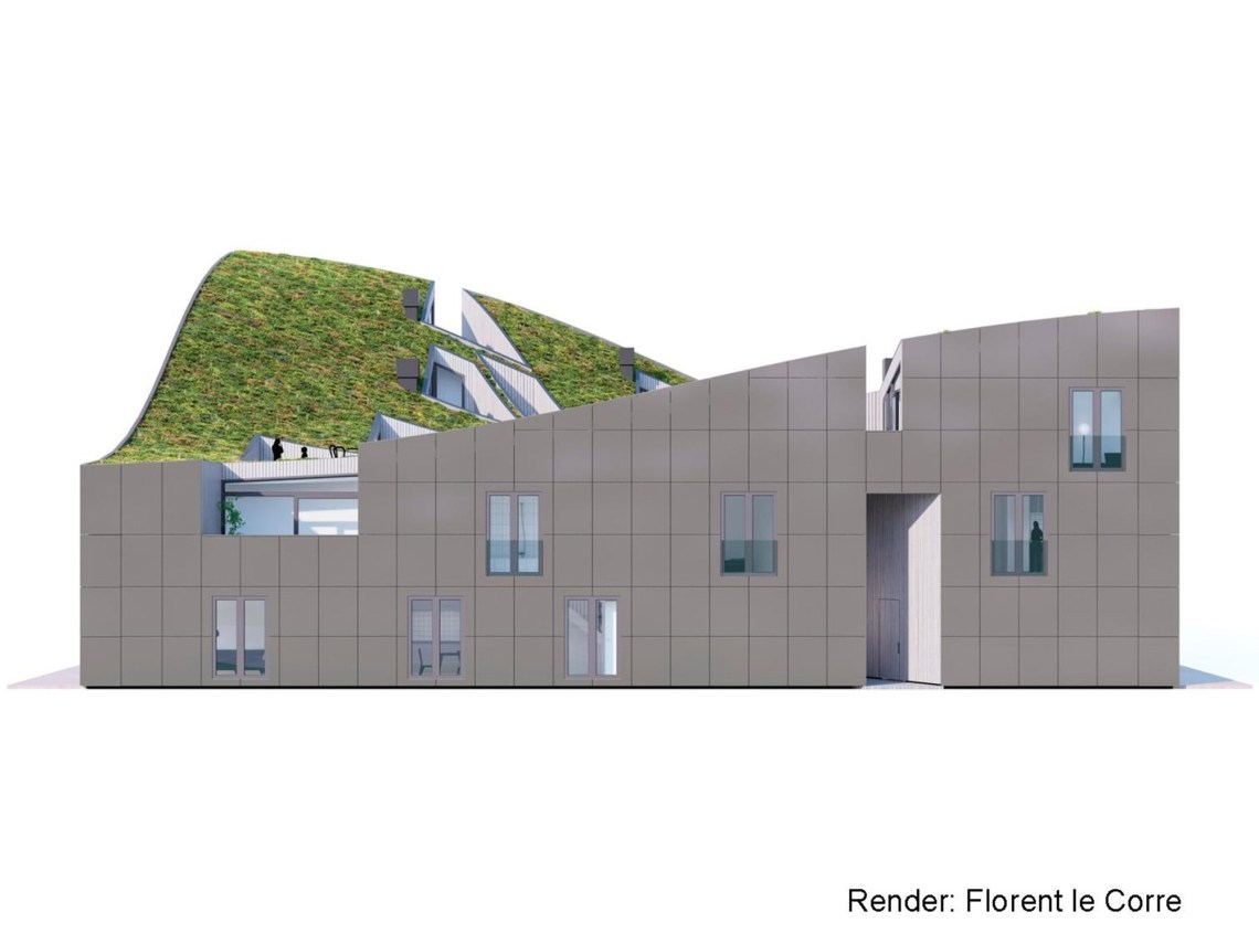 Gallery Of Funen Blok K Verdana Nl Architects 39