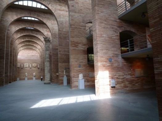 """The central """"nave"""". Image © Flickr user Alvaro Perez Vilarino"""