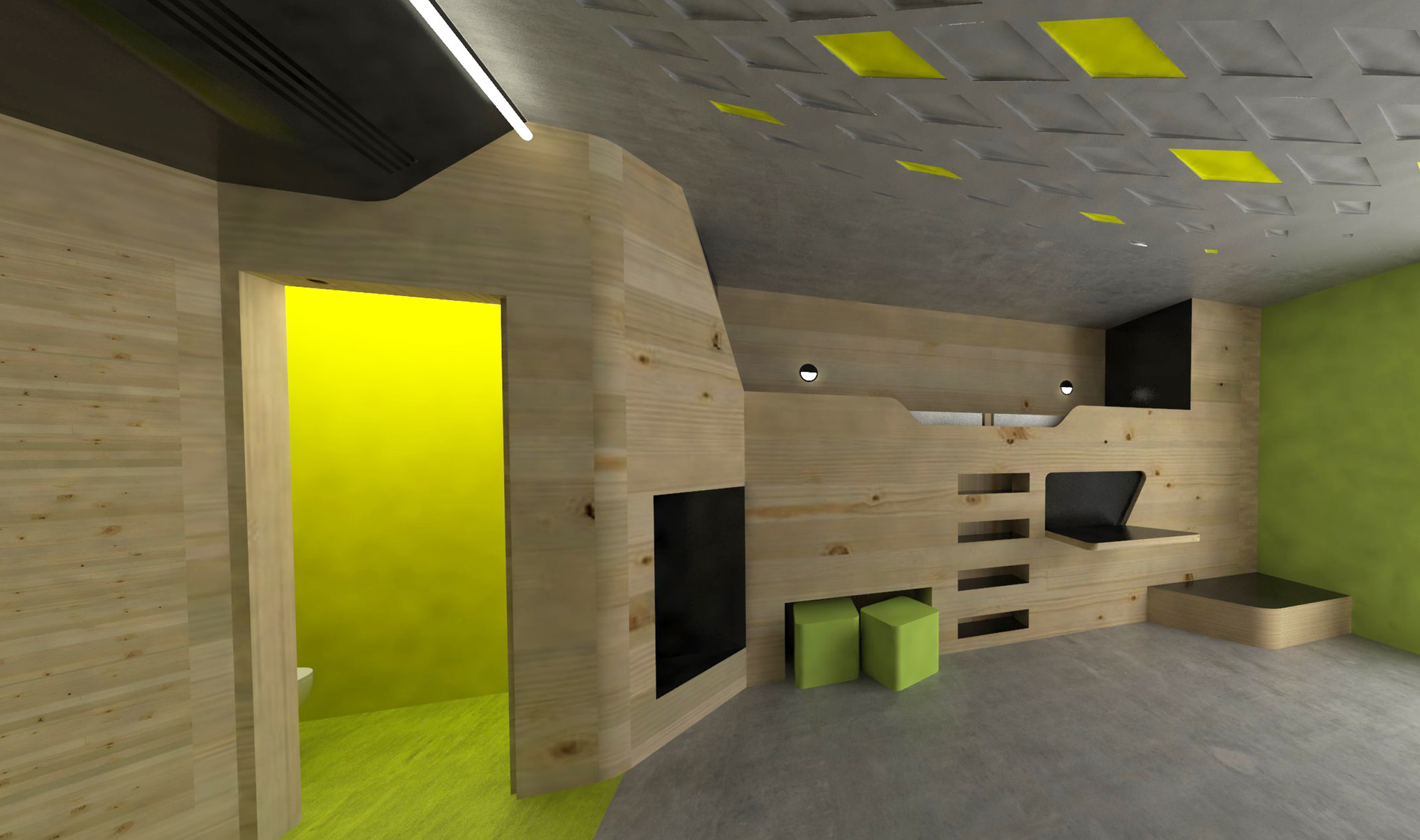 Youth Room Design