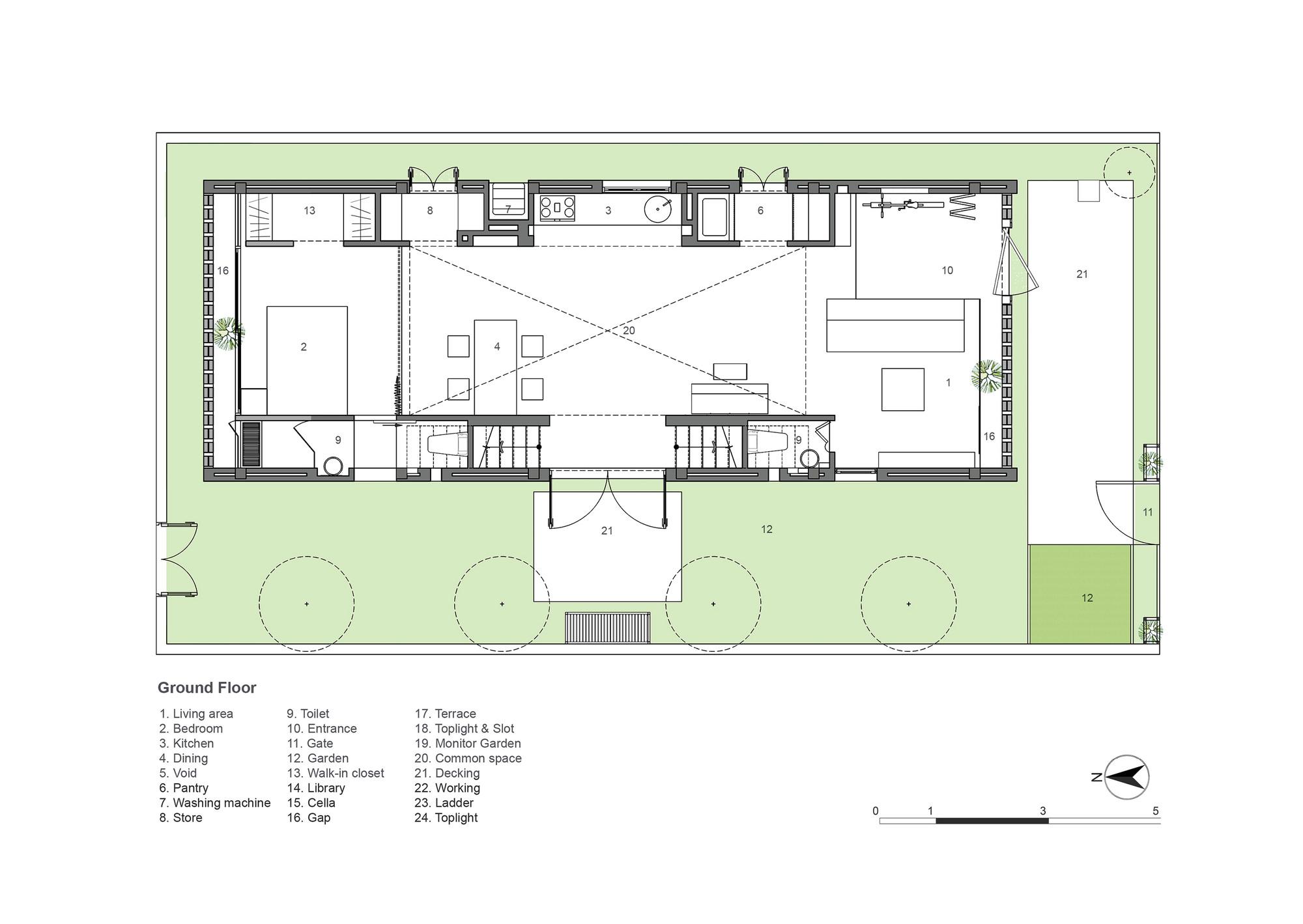Security Guard House Design
