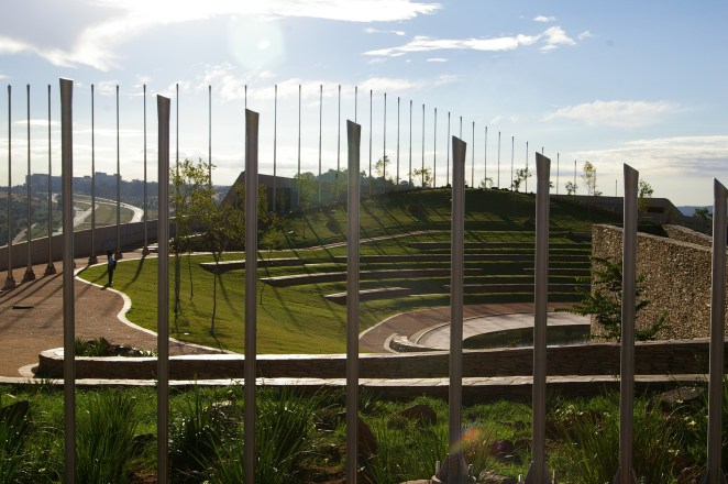 Pretoria's Freedom Park, designed by MMA Design Studio with GAPP Architects and MRA Architects. Image Courtesy of MMA Design Studio, GAPP Architects and MRA Architects