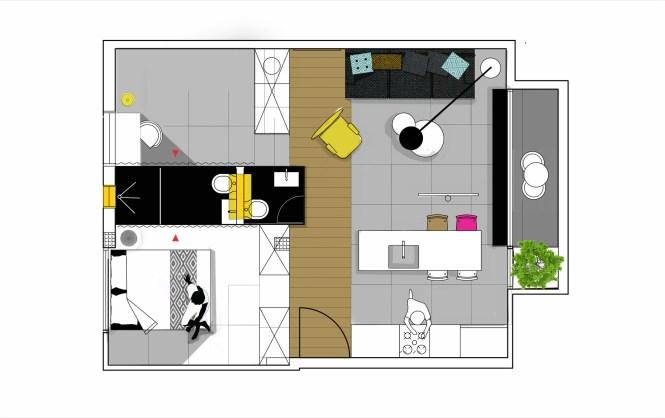 Gallery Of Apartment In Tel Aviv Amir