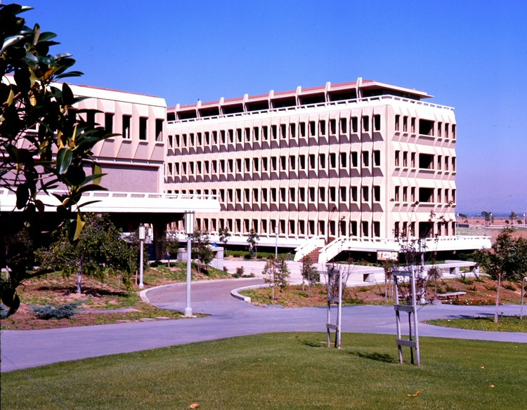 University of California, Irvine, 1966. Image Courtesy of Orange County Archives