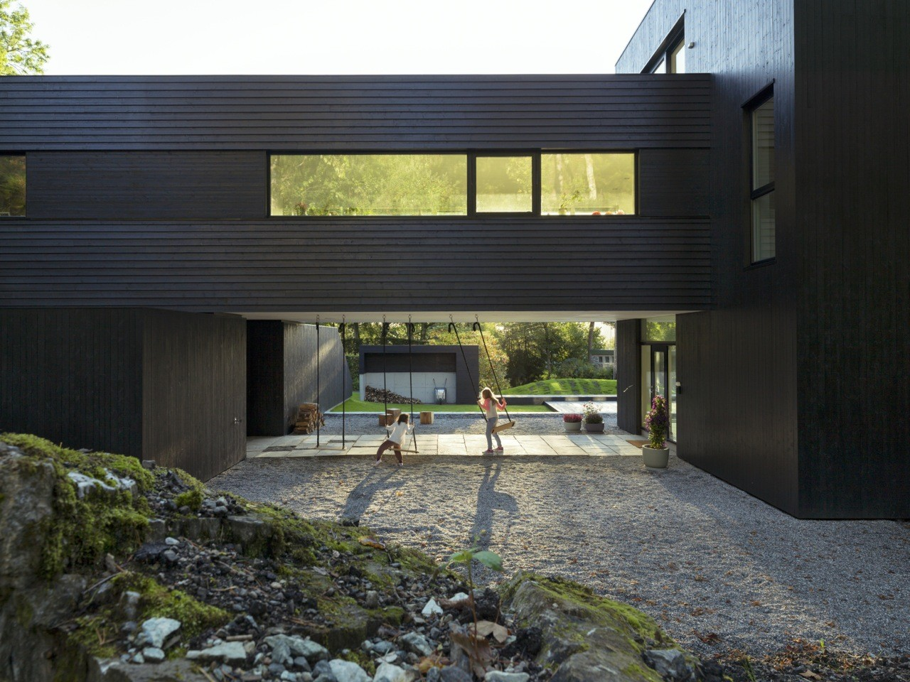 Villa S Saunders Architecture ArchDaily