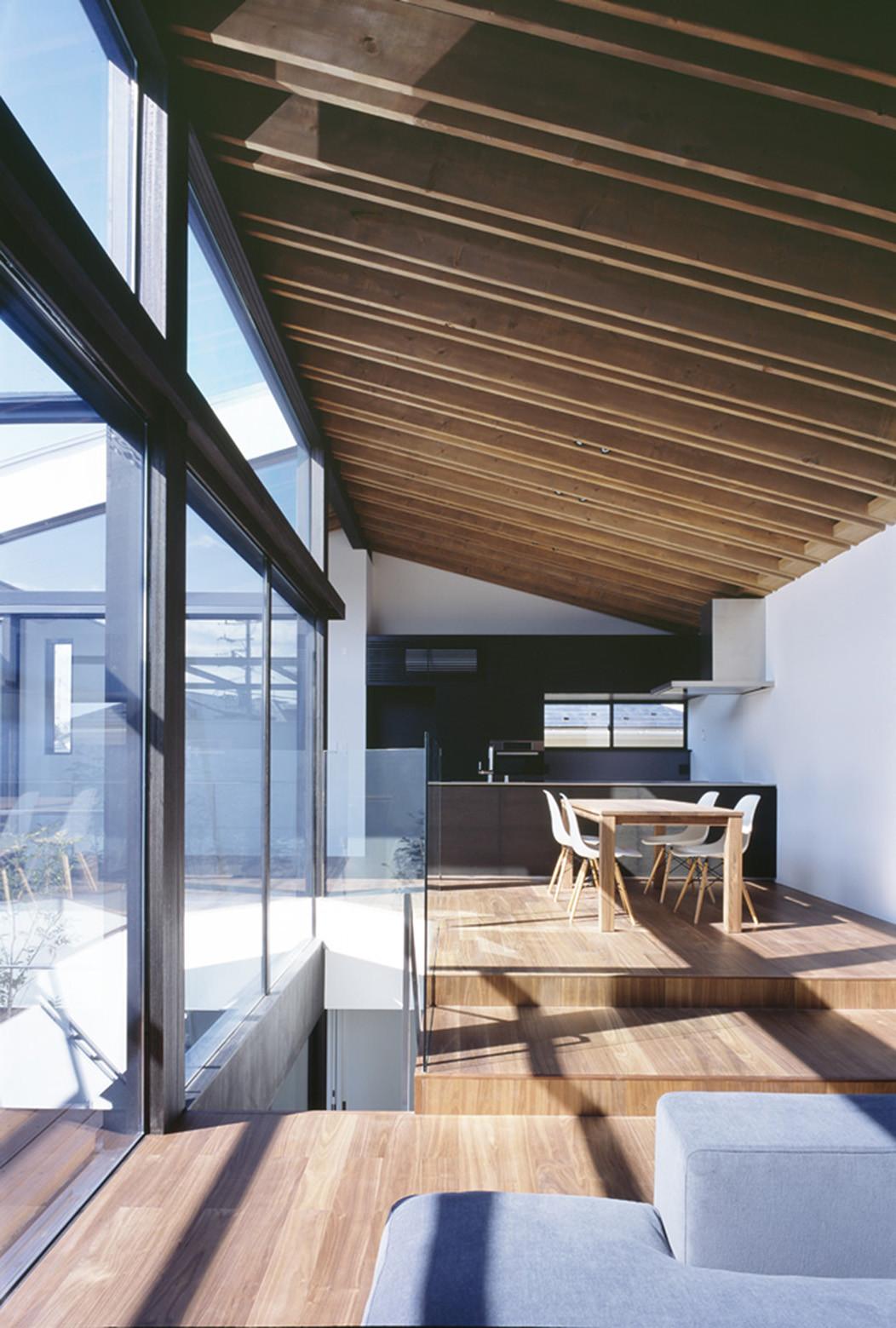 Patio House Apollo Architects Amp Associates Archdaily