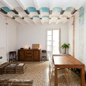9 Flats low cost renovation in the Gothic Quarter of Barcelona. Image © Marcela Grassi