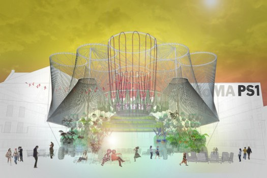 COSMO, an ambitious project by Young Architect Program 16th edition winner Andrés Jaque. Image © Cosmo / Andrés Jaque/Office for Political Innovation