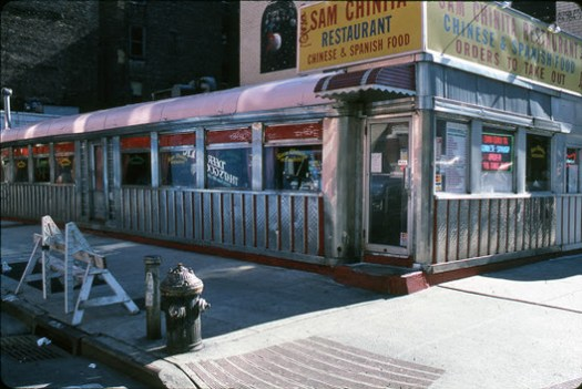 Sam Chinita Restaurant, at West 19th Street and 8th Avenue. Image © G.Alessandrini