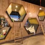 9 Bookstore Cafe Plasma Nodo Archdaily