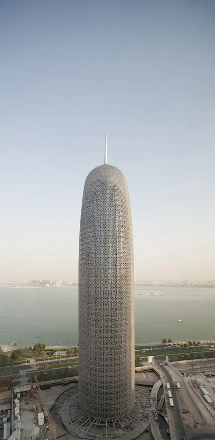 Doha Office Tower, Qatar. Image © Nelson Garrido