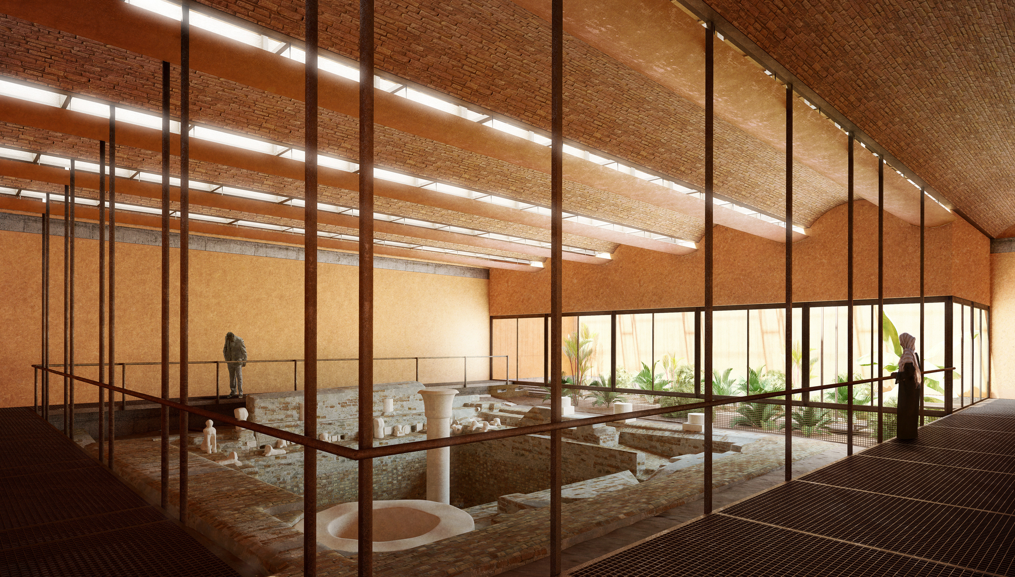 Kr Architecture To Design Protective Shelter For Meroe