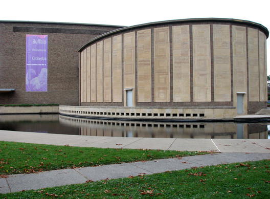 Kleinhans Music Hall, Buffalo. Image © <a href='https://www.flickr.com/photos/bobistraveling/4029535536'>Flickr user bobistraveling</a> licensed under <a href='https://creativecommons.org/licenses/by/2.0/'>CC BY 2.0</a>