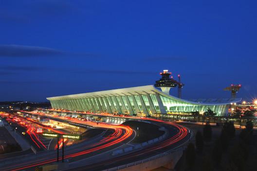 Washington Dulles International Airport. Image © MWAA