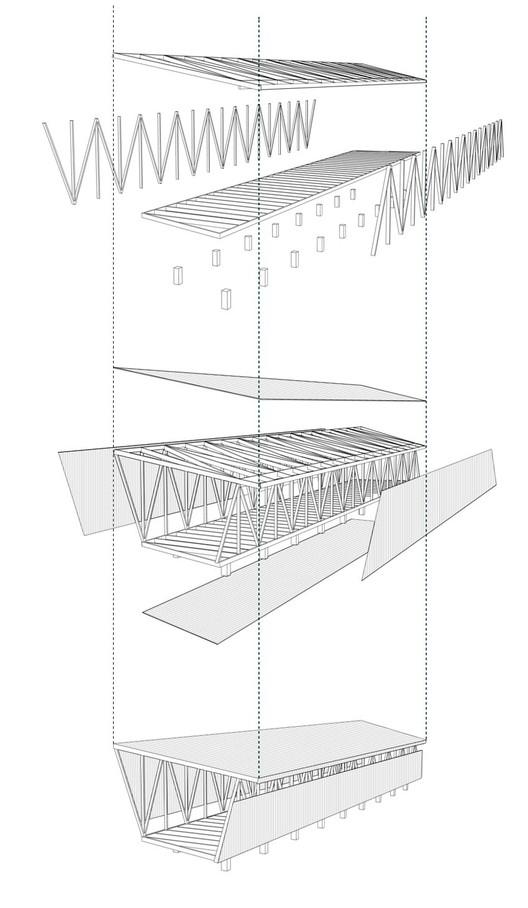 Morerava Cabins / AATA Arquitectos