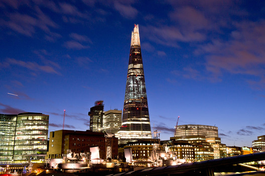 The Shard. Image © Eric Smerling