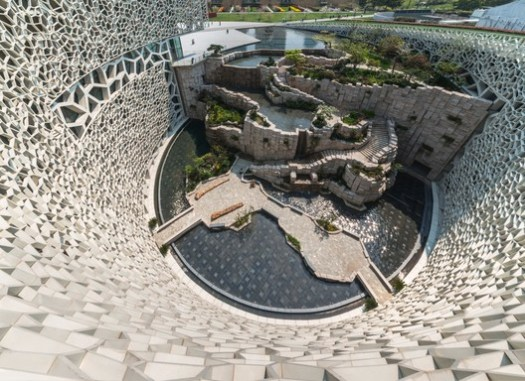 Shanghai Natural History Museum / Perkins+Will. Image © James and Connor Steinkamp