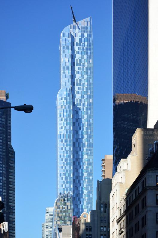 One57; New York City / Atelier Christian de Portzamparc, Frank Williams & Patners. Image © Royce Douglas