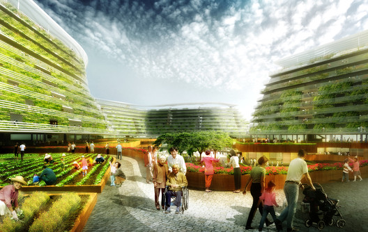 Winner in Experimental Category. Home Farm / SPARK in Singapore.