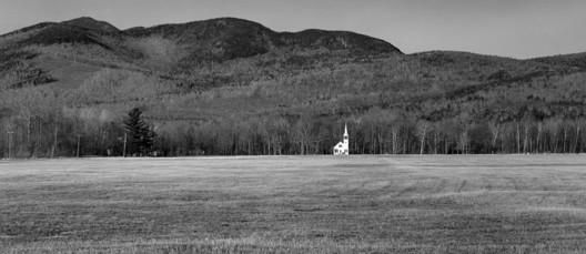 Wonalancet Union Chapel, Wonalancet NH, cropped. Photo: Steve Rosenthal, © 1985.