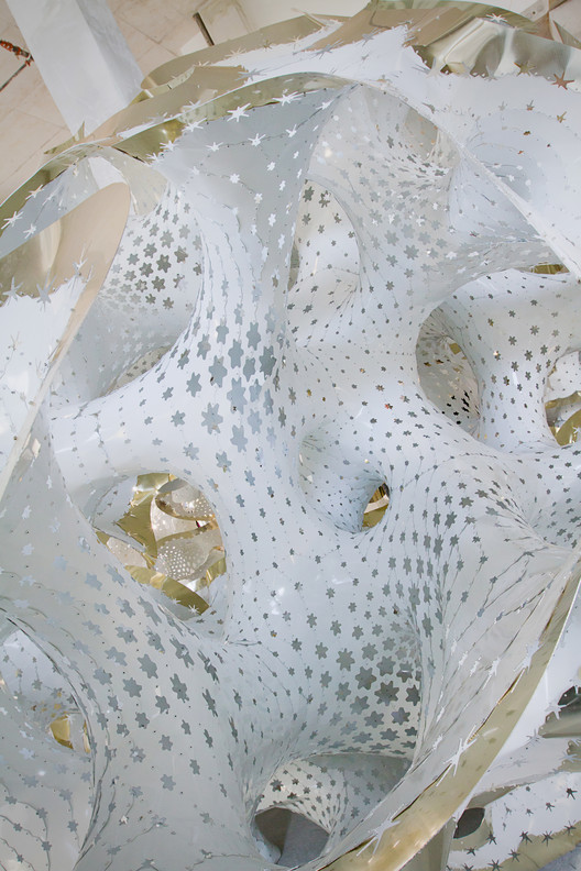 Courtesy of MARC FORNES/THEVERYMANY