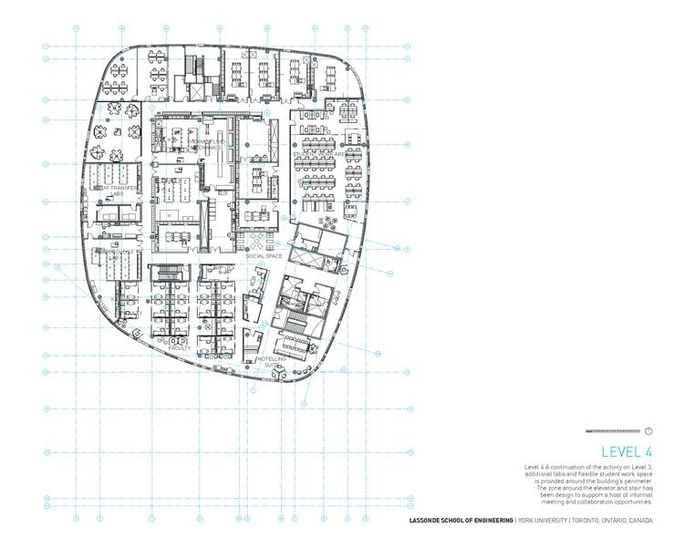 Fourth Floor Plan