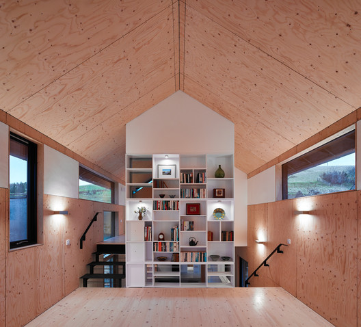 The Mill by WT Architecture. Image Courtesy of RIBA