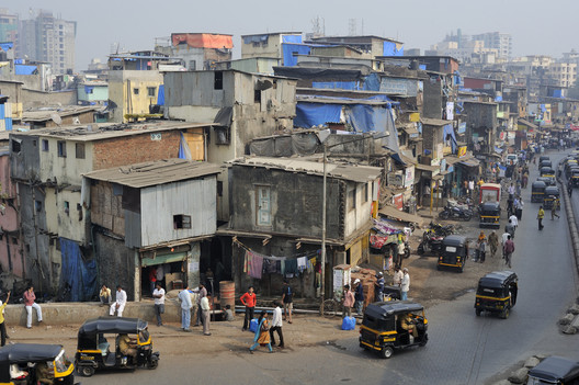 Dharavi. Image © Flickr CC User M M