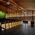 Auditorium, The Forum at Marvin Hall, 2014. Image Courtesy of Studio 804