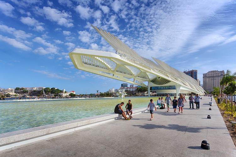 Museum of Tomorrow / Santiago Calatrava, © Gustavo Xavier