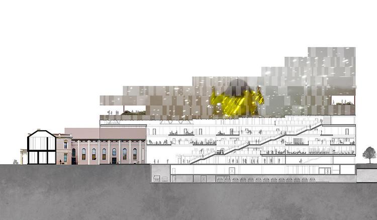 Courtesy of Manuelle Gautrand Architecture