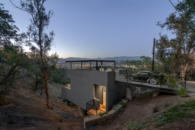 Car Park House Anonymous Architects ArchDaily