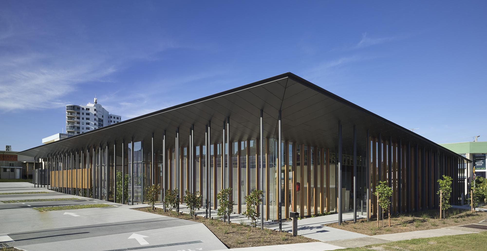 Ormuz Specialist Eye Clinic / Loucas Zahos Architects