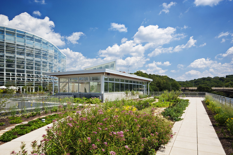 Center for Sustainable Landscapes (CSL); Pittsburgh /