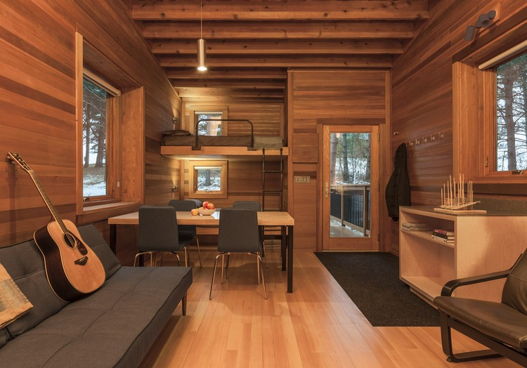 Whitetail Woods Regional Park Camper Cabins HGA
