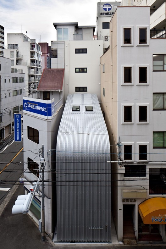 Rooftecture OT2. Image © Stirling Elmendorf