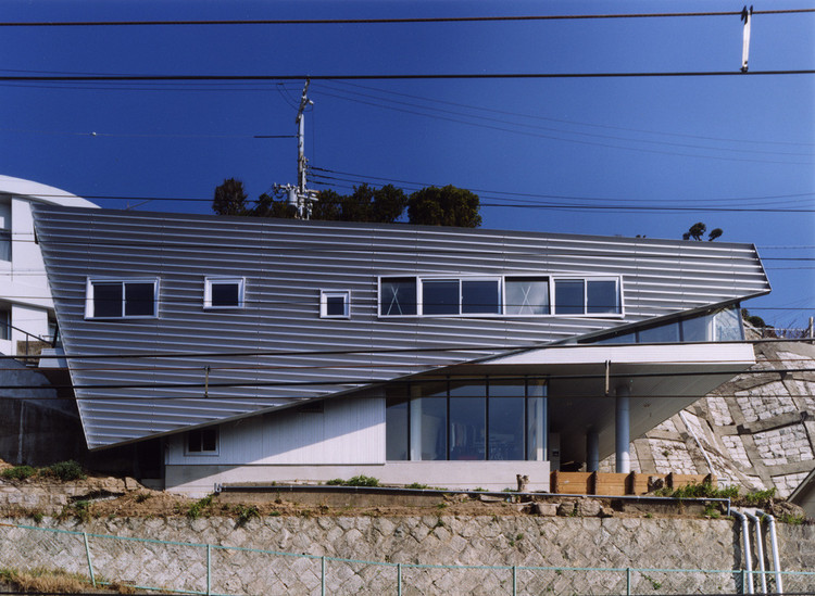 Rooftecture S. Image © Courtesy of Shuhei Endo / Paramodern
