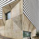 Ceuta Public Library, Ceuta, Spain, Paredes Pedrosa Arquitectos. Image Courtesy of The Aga Khan Award for Architecture