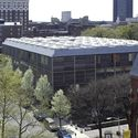 Yale Center for British Art, exterior view (spring). Image © Richard Caspole
