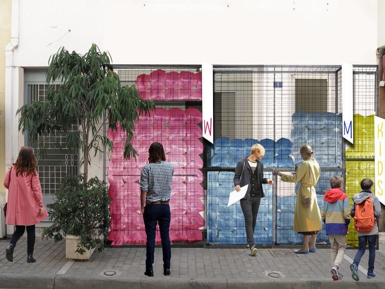 Greek Pavilion at 2016 Venice Biennale to Emphasize Importance of Architectural Collaboration, © Petra Mara, Nefeli Papanagiotou