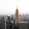 A fim de aumentar a conscientização sobre construções de madeira em altura, no ano passado, Michael Green Architecture reinventaram o Empire State Building como uma estrutura de madeira. Image © Metsä Wood