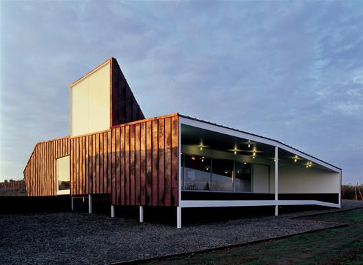 Copper House 2. Image Courtesy of Smiljan Radic