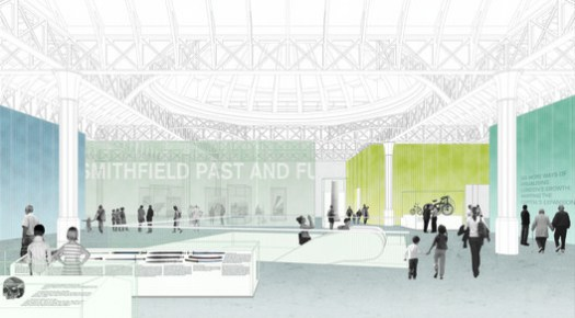 Caruso St John Architects (UK) with Alan Baxter Associates. Image Courtesy of Malcolm Reading Consultants