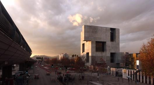 Innovation Center UC - Anacleto Angelini. Image © ELEMENTAL l Nina Vidic