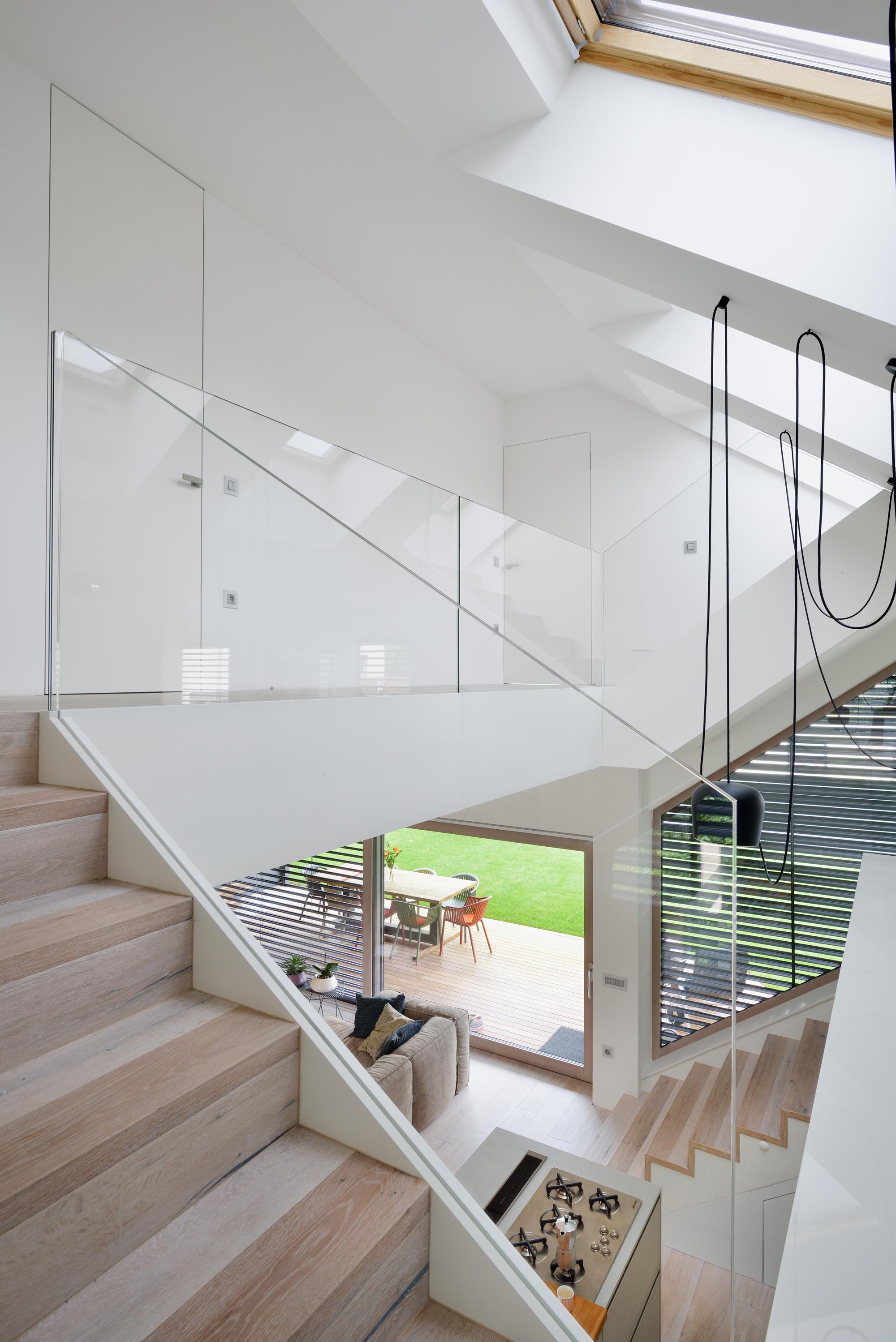 Gallery Of Mezzanine House Elastik Architecture
