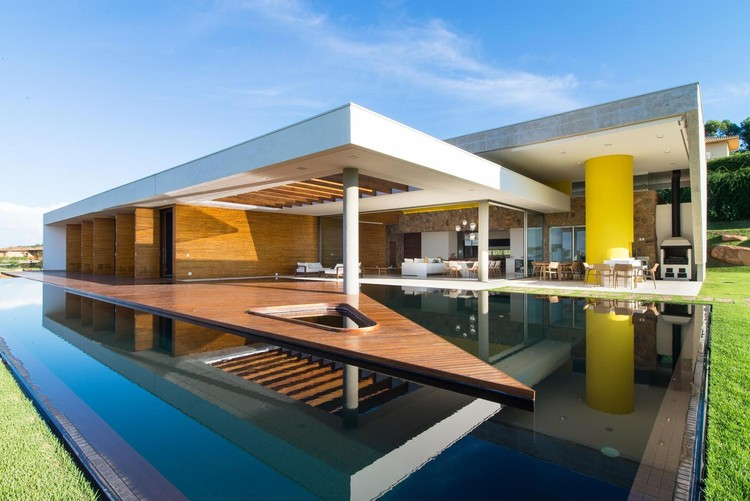Material Focus: RPII Residence by Gustavo Arbex Architects, © Favaro Jr.