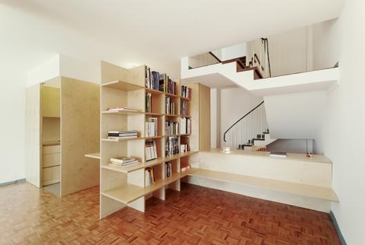 featured_image Apartment on Aveiro Street / Branco-delRio Arquitectos Architecture