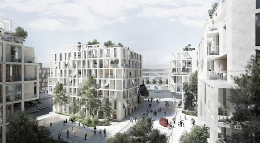 © TREDJE NATUR, AART ARCHITECTS AND ARUP