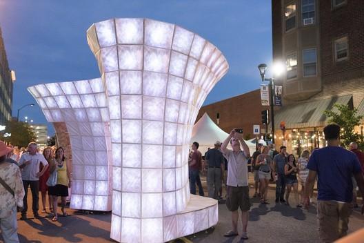 80/35 Pavilion (Iowa State University). Image Courtesy of Shelby Doyle