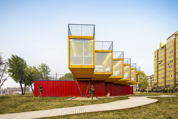 Cortesia de People's Architecture Office